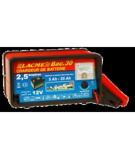 Chargeur classique BAC30 Lacmé