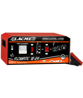 Chargeur floating FLOMATIC 12-24 Lacmé