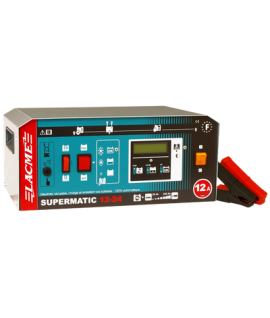 Chargeur intelligent SUPERMATIC 12-24 Lacmé