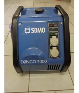 GROUPE ELECTROGENE SDMO DJINGO