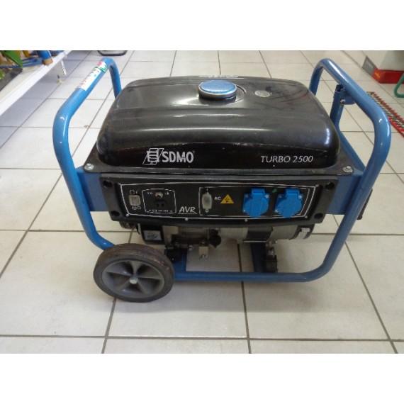GROUPE ELECTROGENE SDMO TURBO 2500