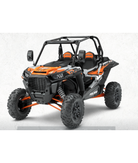 Quad Polaris RZR XP Turbo EPS