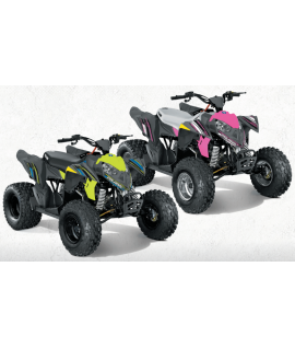 Quad Polaris Outlaw 110
