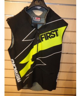 Gilet sans manche First racing
