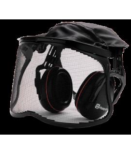 Protection Protège-oreilles avec visière grillagée  Husqvarna