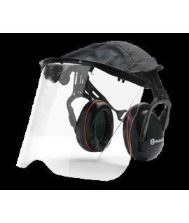 Protection Protège-oreilles avec visière plexiglas  Husqvarna