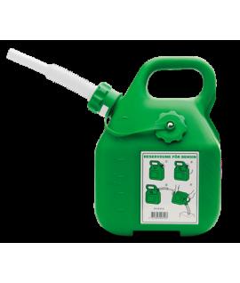 Bidon essence vert Husqvarna