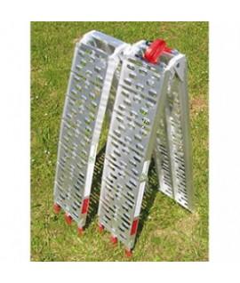 Rampes Aluminium planes Rulquin