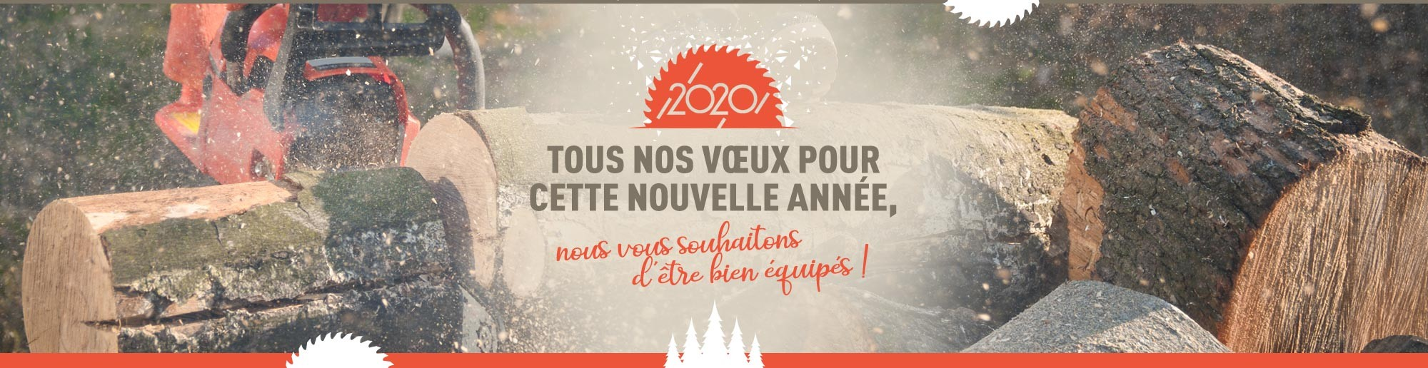 Tous nos vœux pour cette nouvelle année.